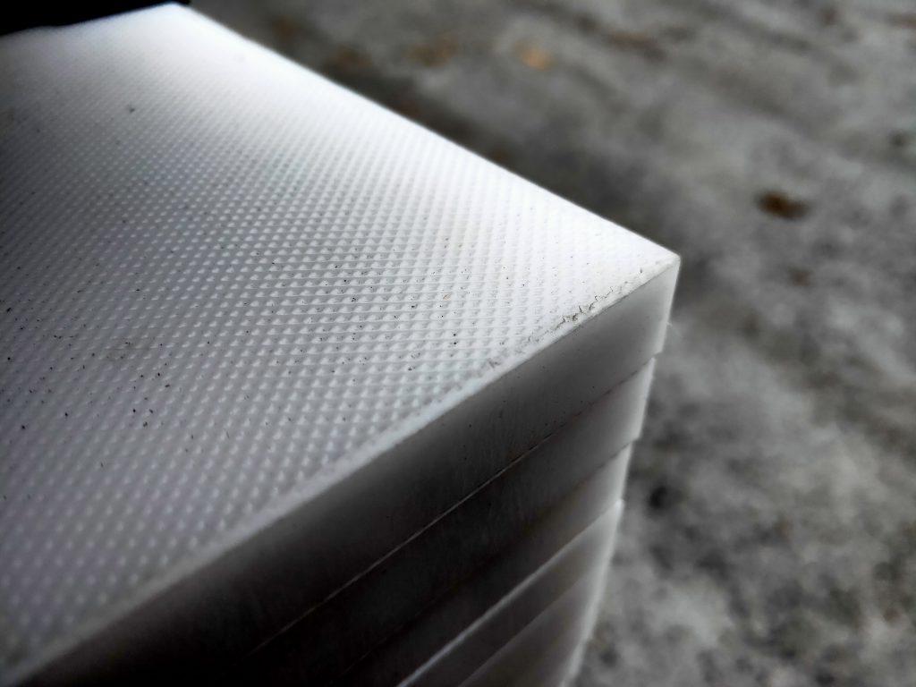 PP耐衝擊塑膠夾板